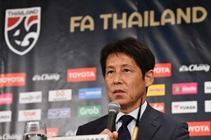 Từ Nhật Bản, tân HLV tuyển Thái Lan tuyên bố sốc trước vòng loại World Cup