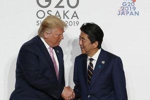 Mỹ thúc đẩy thỏa thuận thương mại với Nhật Bản trong bối cảnh CPTPP đã đi vào triển khai