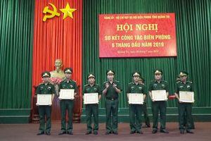 BĐBP Quảng Trị đấu tranh thành công 5 chuyên án ma túy