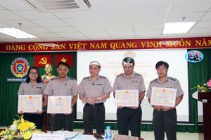 Cục THADS Thành phố Hồ Chí Minh mít tinh kỷ niệm Ngày truyền thống