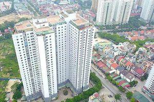 Đề nghị Hà Nội dừng thu hồi sổ đỏ đã cấp cho các hộ dân ở chung cư do Mường Thanh xây dựng