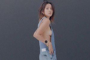 'Nữ hoàng gợi cảm' Kpop Lee Hyori mặc táo bạo ở tuổi 40