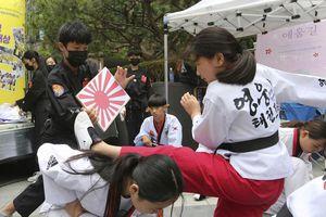 Điều gì khiến Nhật Bản căng thẳng với Hàn Quốc?