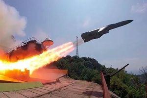 Xem 'sát thủ diệt hạm' Utes khai hỏa trên biển Đen