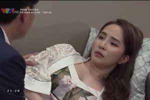 Về nhà đi con 69: Vũ bị bố vợ bắt gặp bón cháo cho Nhã đúng ngày sinh nhật Thư