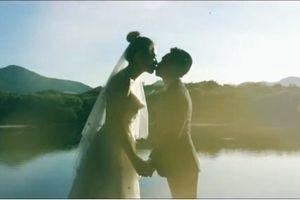 Cường Đô La chia sẻ video lãng mạng cùng Đàm Thu Trang trước lễ cưới