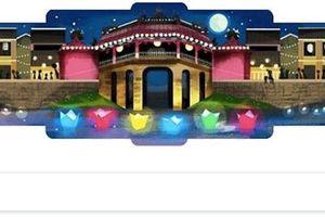 Hội An được Google làm biểu tượng trên trang chủ