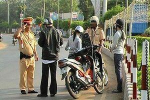 Các lỗi vi phạm sẽ bị tước bằng lái đối với người điều khiển ô tô, xe máy