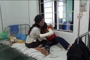 Điều tra nghi án bé trai 11 tuổi bị hai người đàn ông đánh đến nhập viện