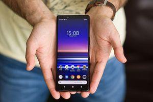 Sony sẽ tung ra smartphone sở hữu màn hình 5K