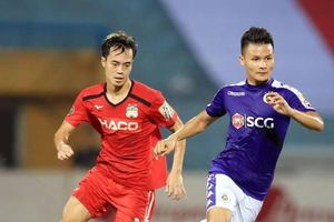 Văn Toàn tiếp tục có mặt trong top 5 bàn thắng đẹp nhất V.League