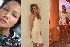 Bản tin Hoa hậu Hoàn vũ 19/7: Bà bầu Australia đẹp tựa nữ thần, 'chặt' cả H'Hen Niê tới nguyên dàn mỹ nữ tuyệt sắc