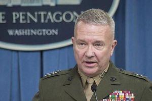 Tướng Mỹ cam kết thúc đẩy an ninh hàng hải tại vùng Vịnh