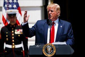 Tổng thống Mỹ khẳng định chưa trừng phạt Thổ Nhĩ Kỳ vào thời điểm này