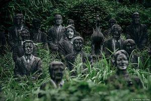 Rùng mình với 'công viên ma' ở Nhật Bản