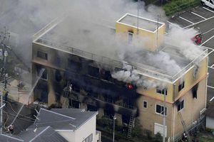 Kẻ phóng hỏa xưởng phim Nhật làm 33 người chết có thể đã mua 40 lít xăng trước khi ra tay