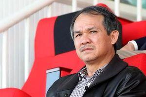 Bầu Đức nhận định sốc khi so sánh bóng đá Việt Nam và Thái Lan