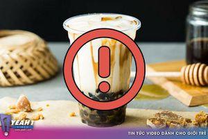 Khuyến cáo: Trà sữa trân châu đường nâu có hại cho sức khỏe nhất trong các loại trà sữa