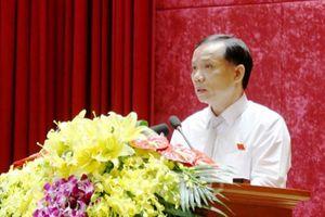Tân Chủ tịch UBND tỉnh Hòa Bình là ai?