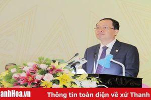 Phát biểu của đồng chí Trịnh Văn Chiến, Ủy viên Trung ương Đảng, Bí thư Tỉnh ủy, Chủ tịch HĐND tỉnh tại Đại hội đại biểu MTTQ tỉnh Thanh Hóa lần thứ XIV