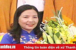 Thanh Hóa có tân Chủ tịch Ủy ban MTTQ tỉnh