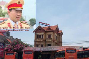 Thanh Hóa: Phó Trạm Cảnh sát Giao thông Quảng Xương bị tố 'mượn việc công' chèn ép doanh nghiệp
