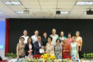 Quỹ Hòa bình và Phát triển TP.HCM tiếp tục hỗ trợ người khuyết tật