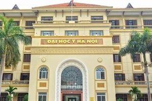 86 thí sinh trúng tuyển vào Đại học Y Hà Nội năm 2019