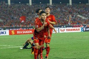 FIFA nhận định Việt Nam và Thái Lan là mối đe dọa của bảng G