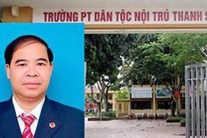 Hiệu trưởng dâm ô học sinh ở Phú Thọ: Trả hồ sơ, điều tra bổ sung