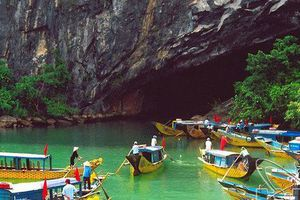 Giảm phí tham quan nhiều hang động nổi tiếng của Quảng Bình