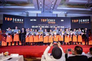 'Top Chef - Đầu bếp thượng đỉnh' mùa 2 trở lại