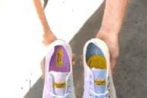 Converse ra mắt giày 'biến hình', đổi màu khi gặp ánh nắng