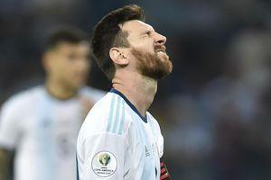 Messi nhận thêm chỉ trích vì vạ miệng ở Copa America