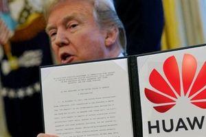 Mỹ gặp doanh nghiệp bàn chuyện cấm Huawei