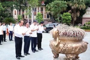 Phó Thủ tướng thăm các 'địa chỉ đỏ' ở Sơn La