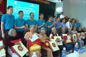 Nhận phụng dưỡng 23 Mẹ Việt Nam anh hùng tại Quảng Nam