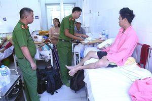 Kỷ niệm 57 năm Ngày truyền thống lực lượng CSND Việt Nam (20-7-1962 - 20-7-2019): - Chuyến công tác đặc biệt
