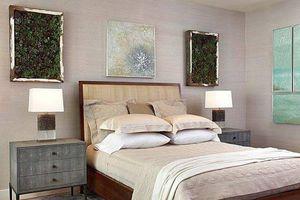 Cách bố trí phòng ngủ giúp gia chủ ngon giấc, sức khỏe dồi dào