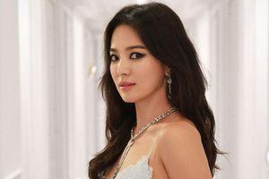 Song Hye Kyo không đóng phim, nghỉ ngơi đến hết năm