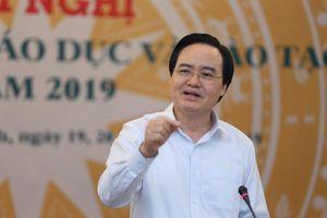 Bộ trưởng Phùng Xuân Nhạ: Chấn chỉnh giáo dục đạo đức, không để xảy ra gian lận