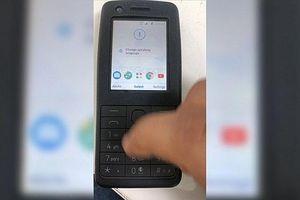 Nokia sắp trình làng điện thoại 'cục gạch' chạy Android