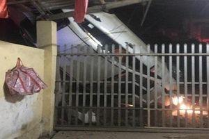 Yên Bái: Tài xế uống rượu, gây tai nạn liên hoàn