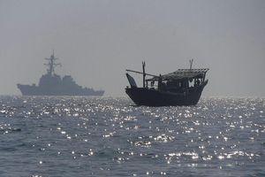 Mỹ triển khai chiến dịch quân sự 'Người bảo vệ' ở Vịnh Ba Tư sau khi Iran bắt tàu Anh