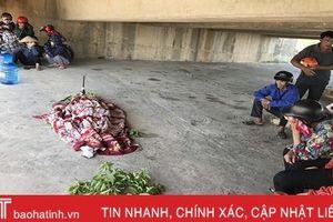 Người phụ nữ tử vong dưới cầu Thạch Sơn, nghi tự tử do trầm cảm