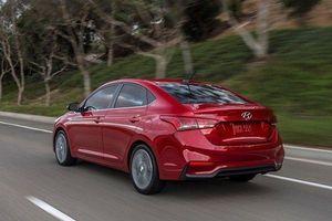 Hyundai Accent 2020: Nghịch lý trang bị động cơ mới nhưng yếu hơn