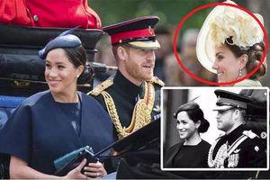 Vợ chồng Meghan Markle gây sốc khi làm điều 'tàn nhẫn' với gia đình Công nương Kate khiến dư luận dậy sóng