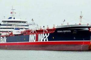Iran bất ngờ tuyên bố lý do bắt giữ tàu chở dầu của Anh