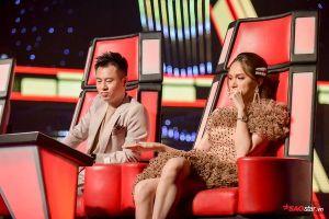 Lăn xả khắp sân khấu giành thí sinh, Hương Giang 'chưa bao giờ mệt' tại The Voice Kids 2019