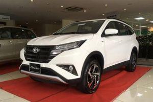 Toyota Rush bán tại Malaysia có bị ảnh hưởng bởi lỗi túi khí?